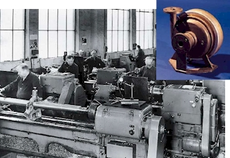 Machine Shop 1949